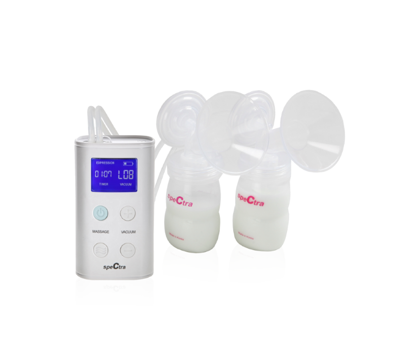 SPECTRA 9+ Rechargeable Double Breast Pump