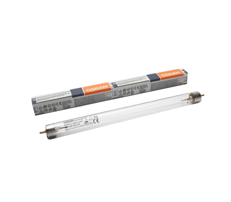 RayQueen JHS-400 / JHS-400S - Germany OSRAM 6W Sterilization Lamp