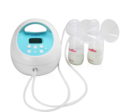 SPECTRA S1+ Rechargeable Hospital Grade Double Breastpump
