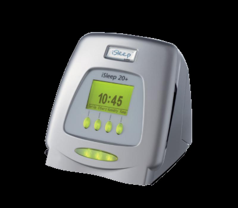 BREAS iSleep 20+ with eAdapt CPAP