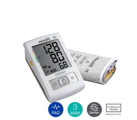 MICROLIFE BP A3L BASIC Blood Pressure Monitor
