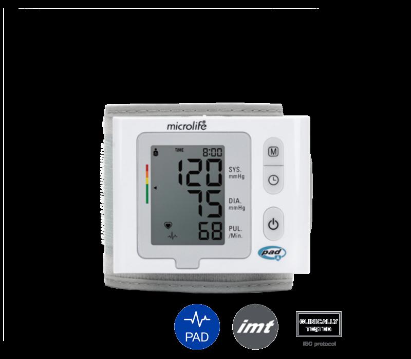 MICROLIFE BP W2 SLIM Wrist Blood Pressure Monitor