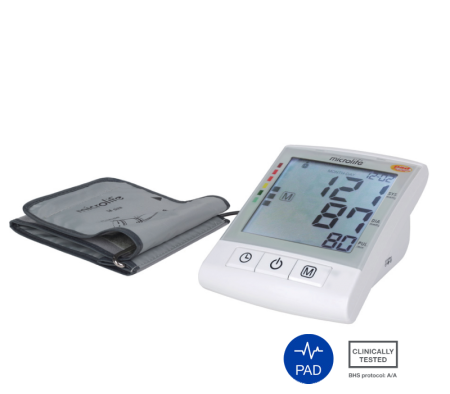 MICROLIFE BP 3MU1-4D Blood Pressure Monitor