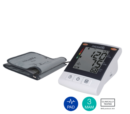 MICROLIFE BP 3MW1-1N Blood Pressure Monitor