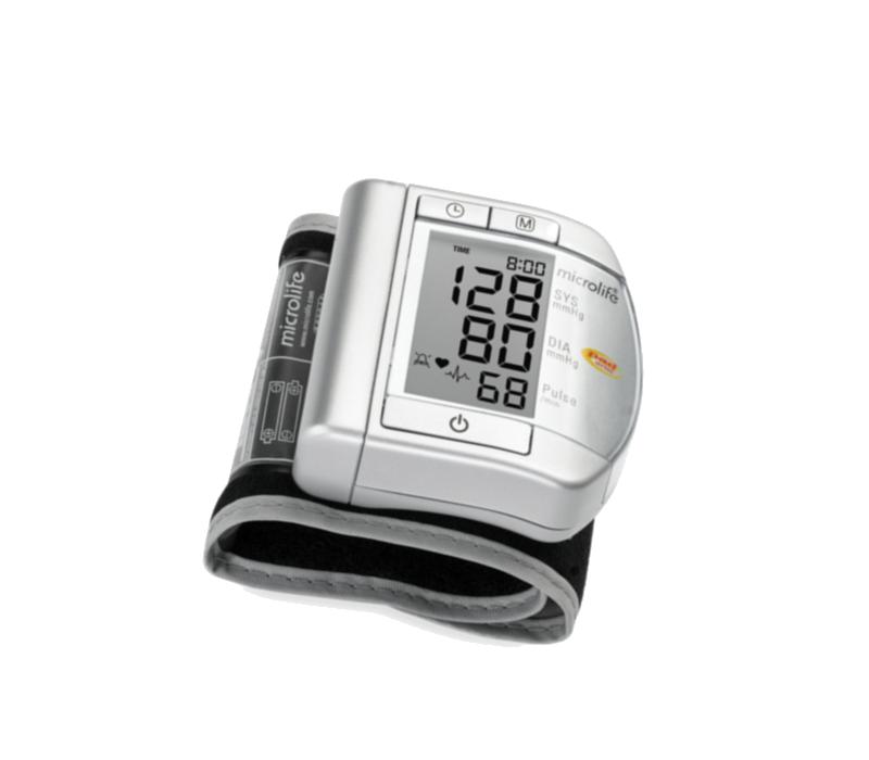 MICROLIFE BP W100 Wrist Blood Pressure Monitor
