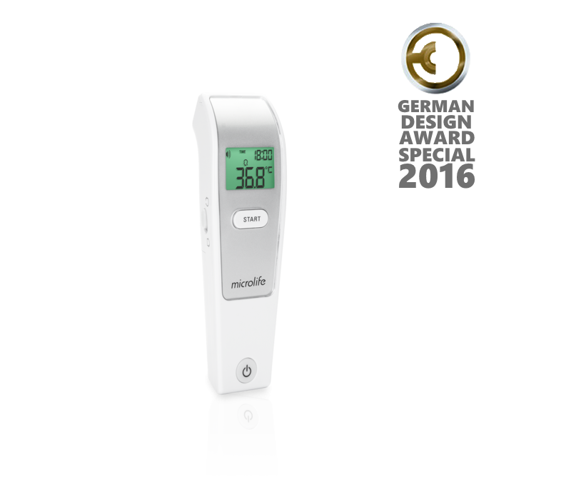 MICROLIFE NC150 Multi-function Thermometer Forehead / Water / Object Surface