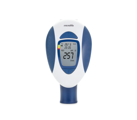 MICROLIFE PF 100 Digital Peak Flow Meter