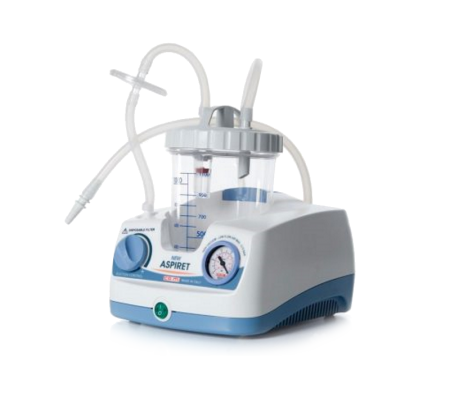 NEWASKIR Aspiret Suction Machine