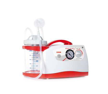 NEWASKIR 36ion Suction Machine